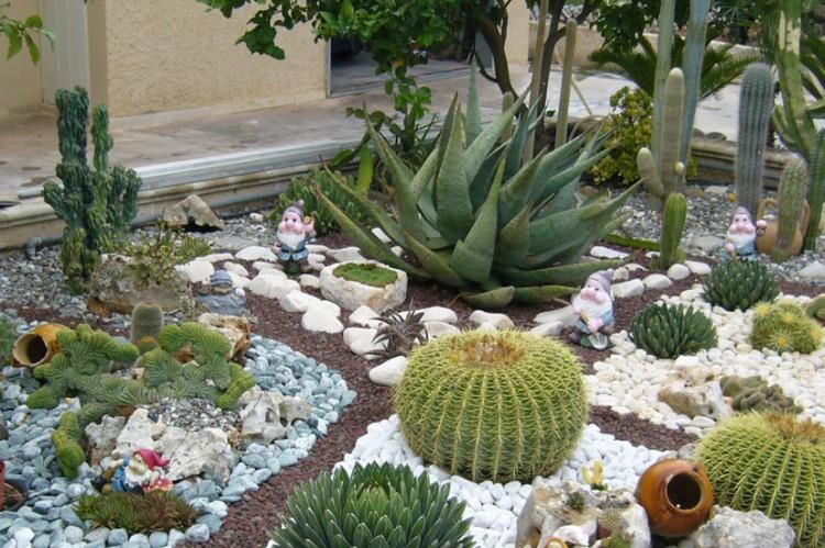 Giardini a ghiaia centro verde giardini for Giardini con pietre
