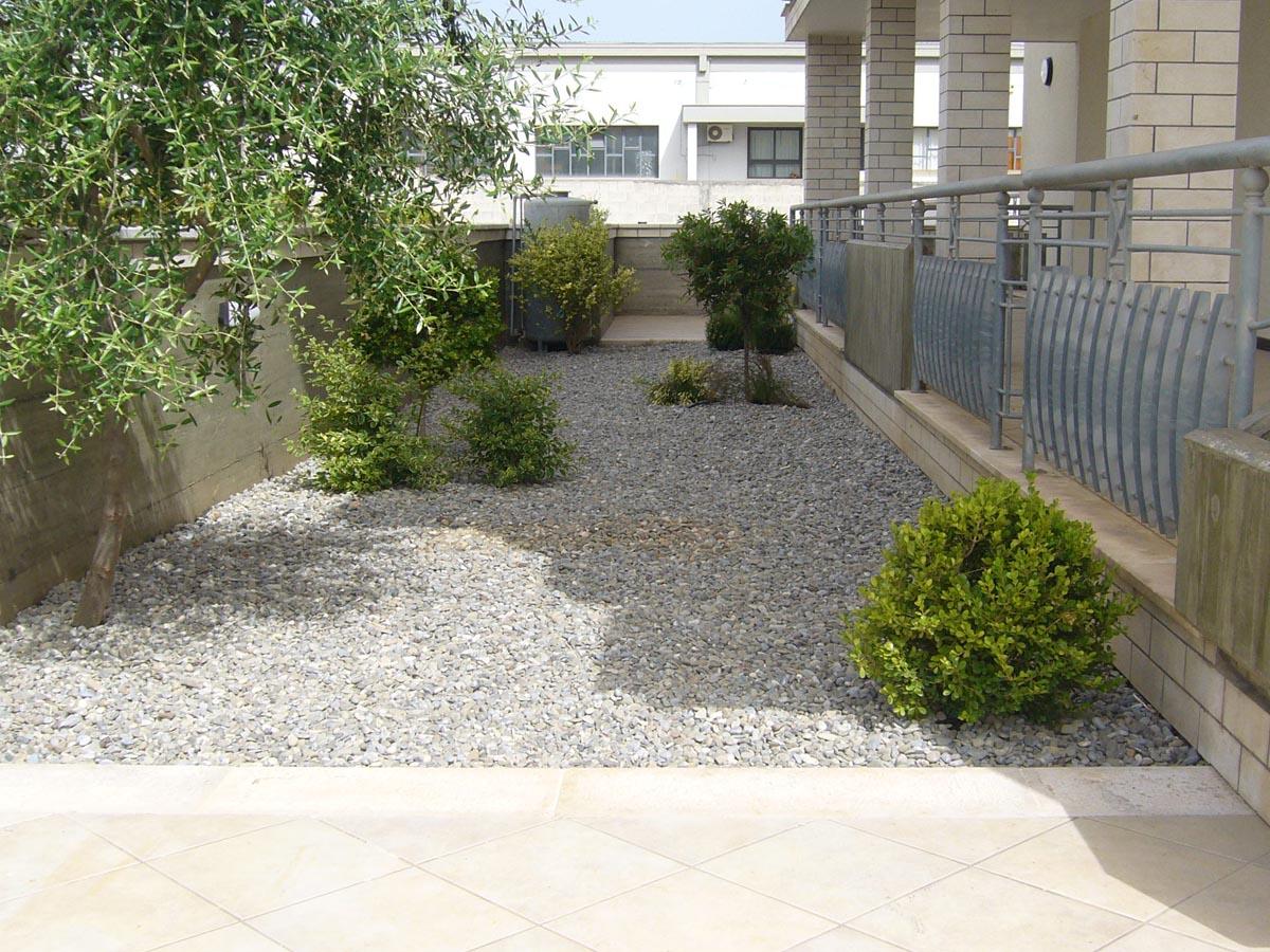Giardini a ghiaia centro verde giardini - Ghiaia x giardino ...