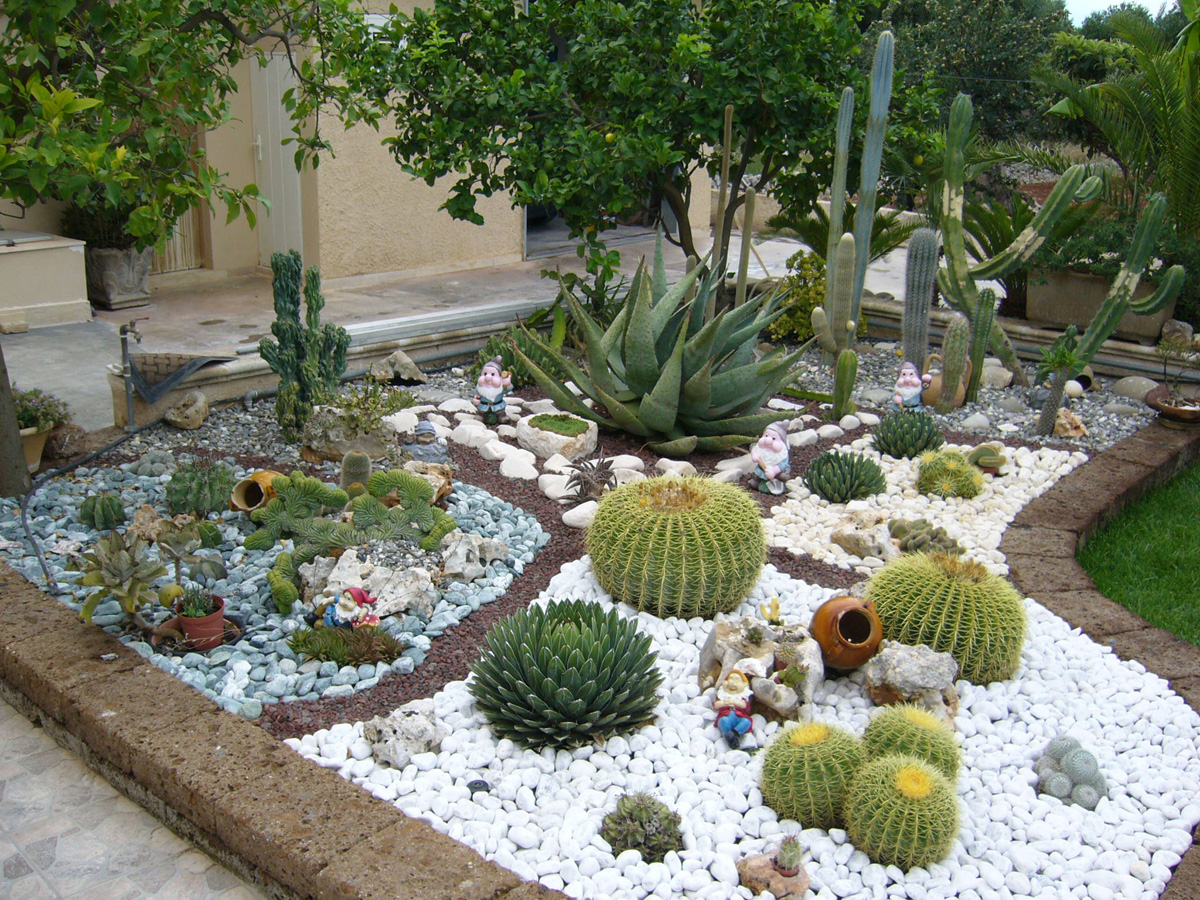Giardini a Ghiaia